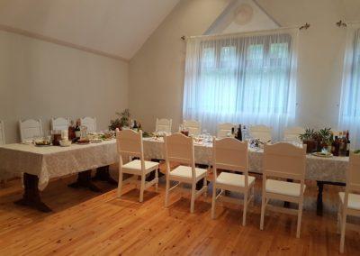 Laukdvaris - banketinės salės nuoma vestuvėms, pokyliams, seminarams